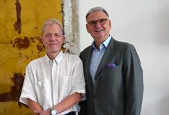 Rektor Wolfgang Fleischhacker gratulierte Wolfram Rieneck für das ausgezeichnete Mentoring-Konzept und bedankte sich persönlich, auch im Namen von Vizerektorin Christine Bandtlow, für seinen Einsatz.